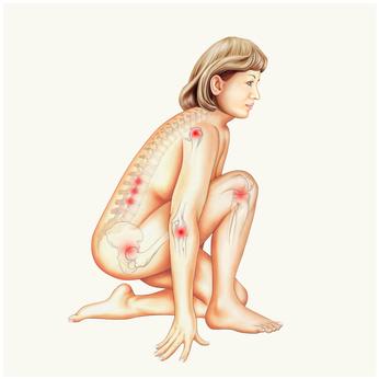 Behandlung von Rückenschmerzen und Gelenkschmerzen,  Arthrosebehandlung,  Hallux Valgus,  Rheuma,  Stress,  Angst beim Heilpraktiker in Bremen