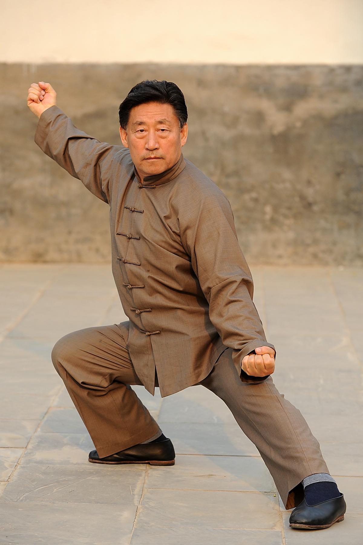 Chen Xiaowang, Großmeister der Chen Familie
