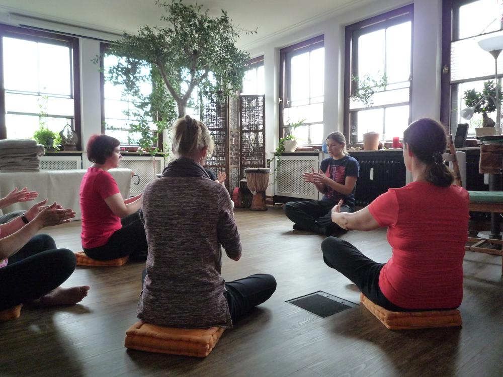 Kurse in Bremen: Chen Tai Chi chuan,  daoistisches Yoga,  TaijiDao,  Selbstverteidigung,  Dao Workout