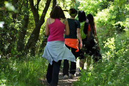 Die Natur erleben im Spreewald - schamanischer workshop un dAchtsamkeitsseminar Oktober 2015